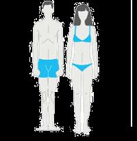 Ectomorph body type - Men & Women