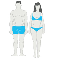 Endomorph body type - Men & Women