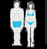 Mesomorph body type - Men & Women