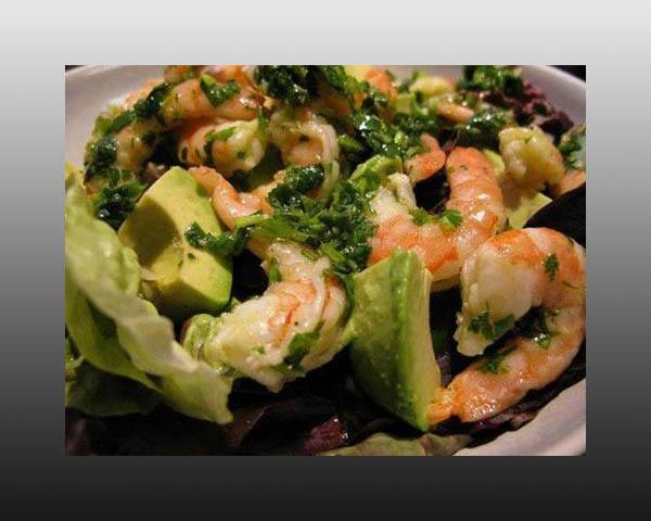 Healthy Shrimp And Avocado Salad For Weight Loss