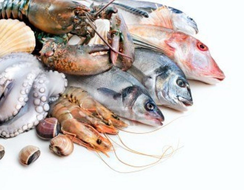 Complete list of Fish and Seafood allowed on Atkins Diet
