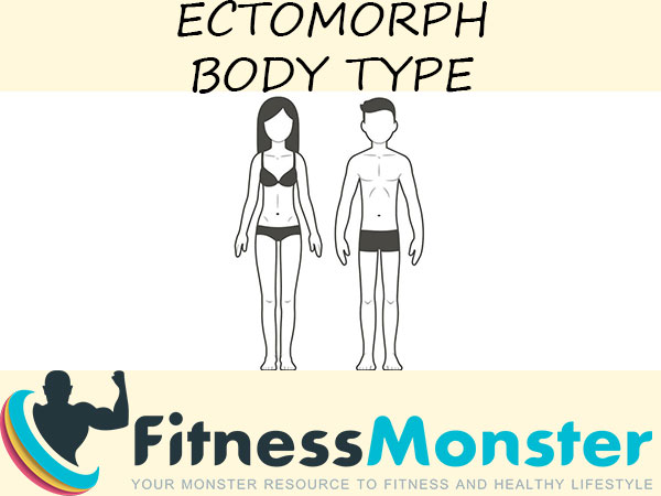 Ectomorph body type Transformation & Definition