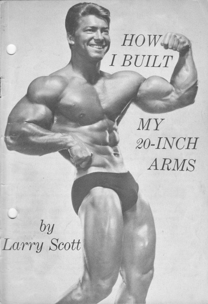 Larry Scott bodybuilder diet