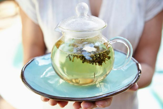 Drink Green tea for Weight Loss and diet eaily