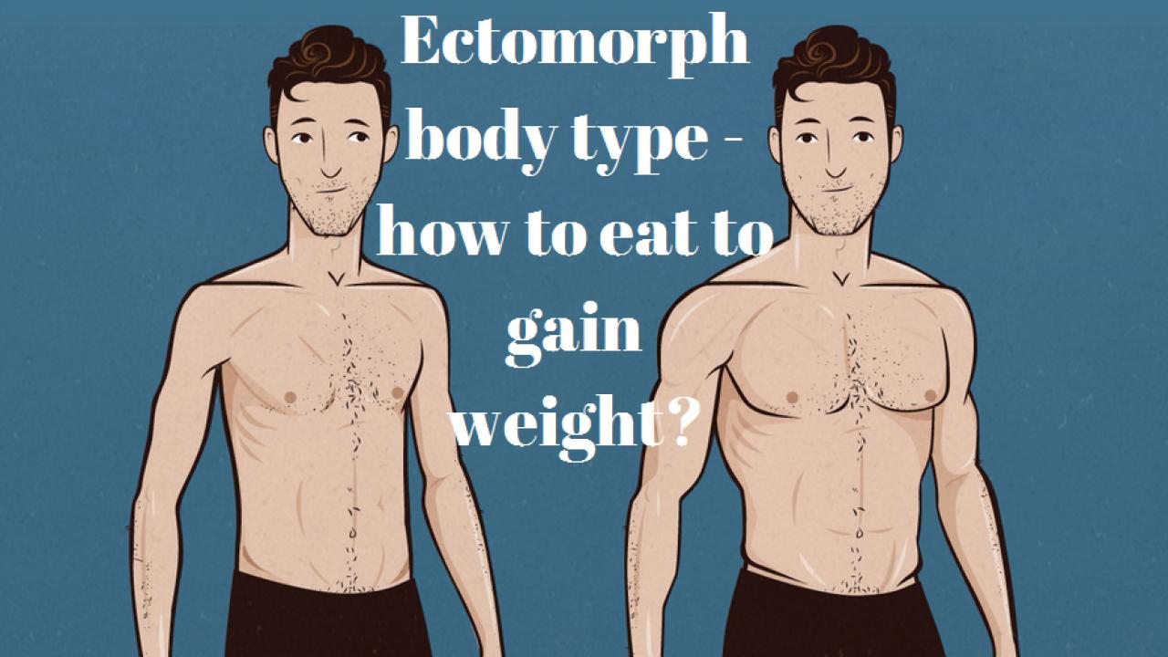 Transformation ektomorph Bony to