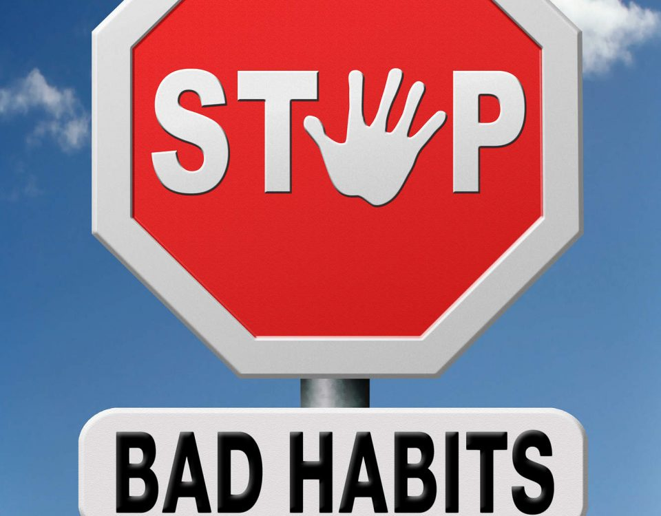 How to Quit Bad Habits?