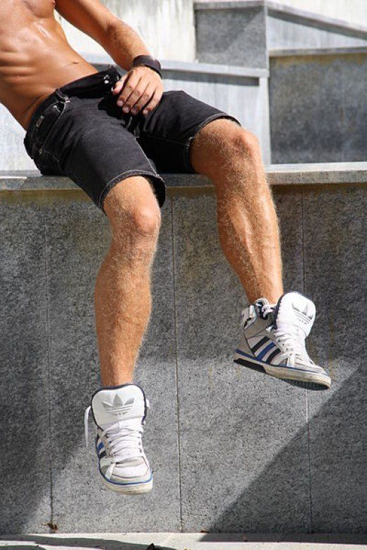 Leg muscles for Ectomorphs