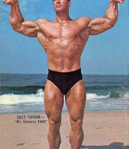 The Muscle Mass Workout routine and Diet of Chet Yorton