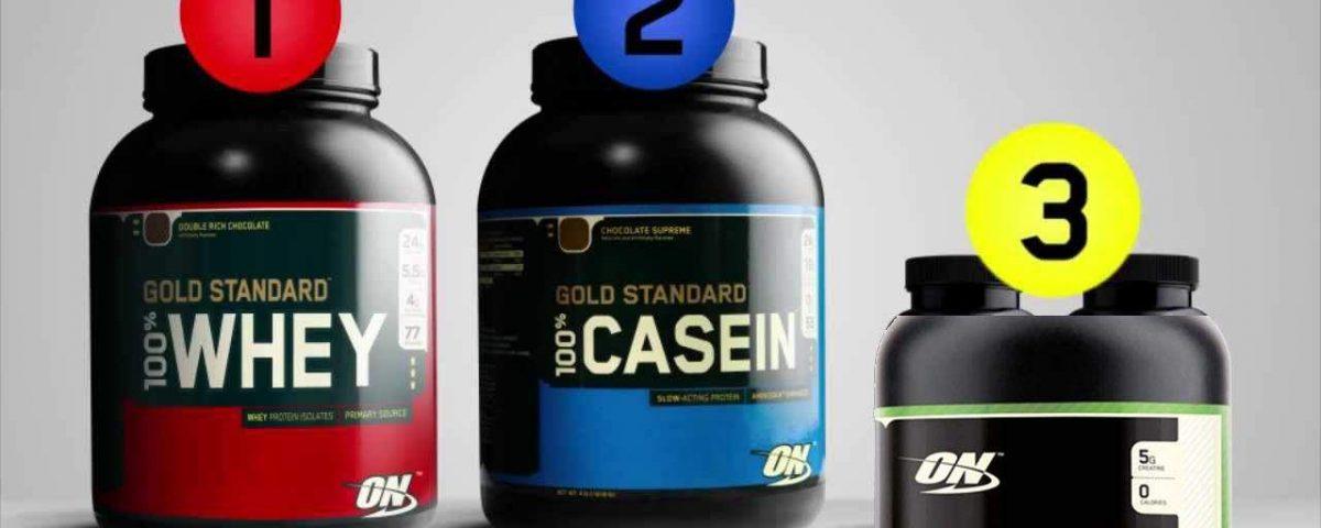 Top 6 Fitness & BodyBuilding Supplements 2015