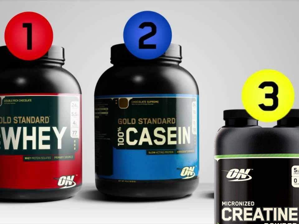 Top 6 Fitness & BodyBuilding Supplements 2015
