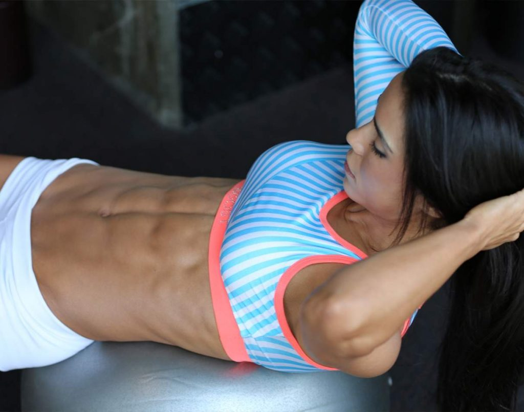 Why crunches don`t work?