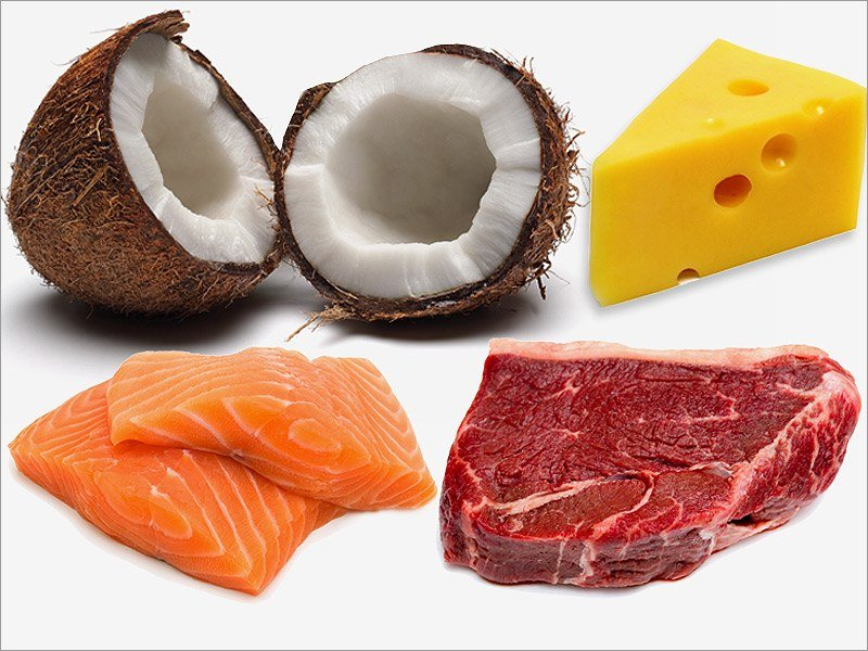 Low Carbohydrate - High-Fat Diet