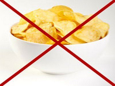How to stop bad eating habits - chips, cookies, candy....