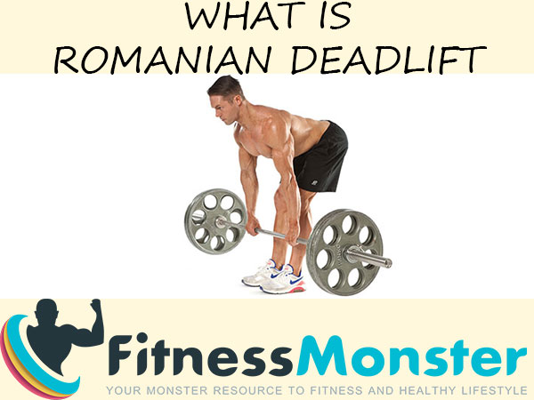 Romanian deadlift muscles worked